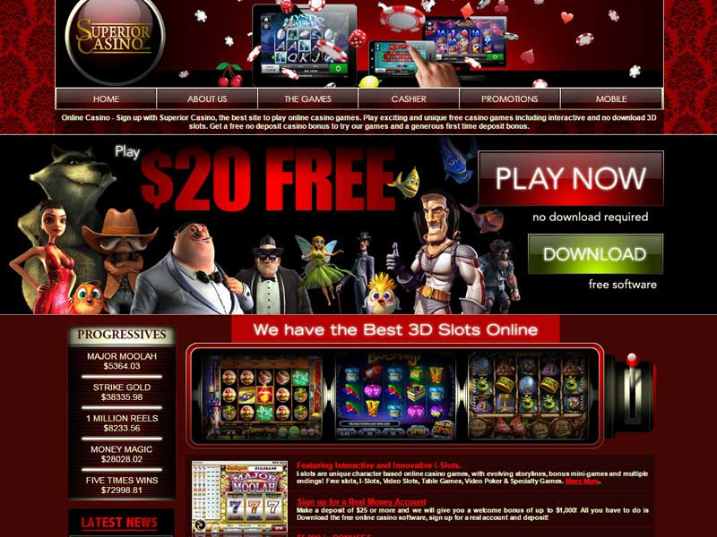 best online casino usa no deposit